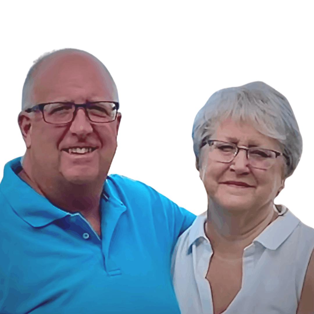 Glenn & Anne Groff